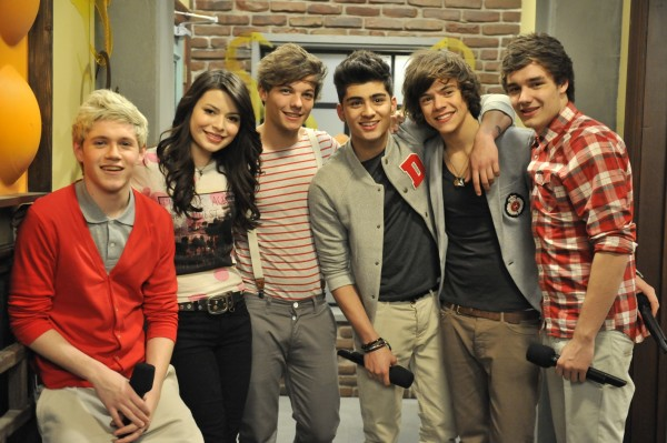 iGo One Direction: episodio cult di ICarly su Super!