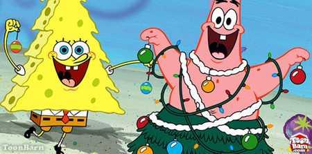 SpongeBob-Christmas