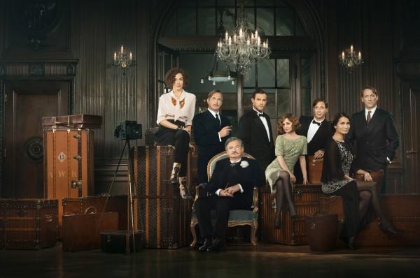UNA FAMIGLIA cast (1)