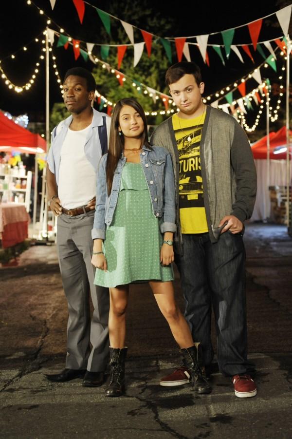 Nicky Deuce: il film di Natale con il buffo gangster Nicky Deuce su Nickelodeon