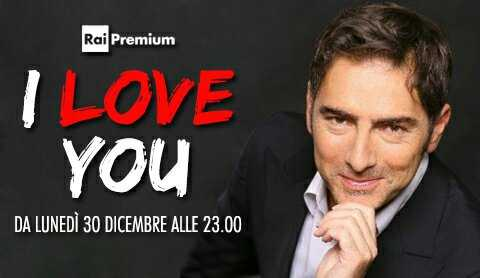"Marco Liorni torna su Rai Premium con ""I love you"" 
