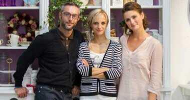 Emanuele, Lucia e Madalina sono i finalisti di Bake Off Italia | Digitale terrestre: Dtti.it