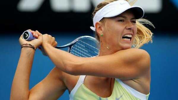 Il ritorno di Maria Sharapova su SuperTennis | Digitale terrestre: Dtti.it