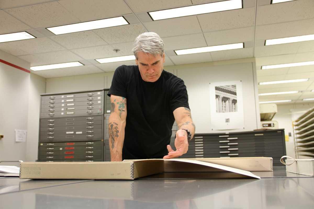 History svela i misteri della storia americana con il musicista punk Henry Rollins | Digitale terrestre: Dtti.it