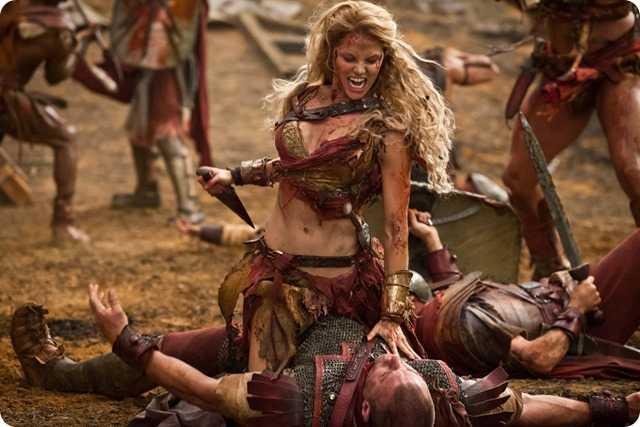 Spartacus 3 - La guerra dei dannati: dal 12 Gennaio su Cielo | Digitale terrestre: Dtti.it