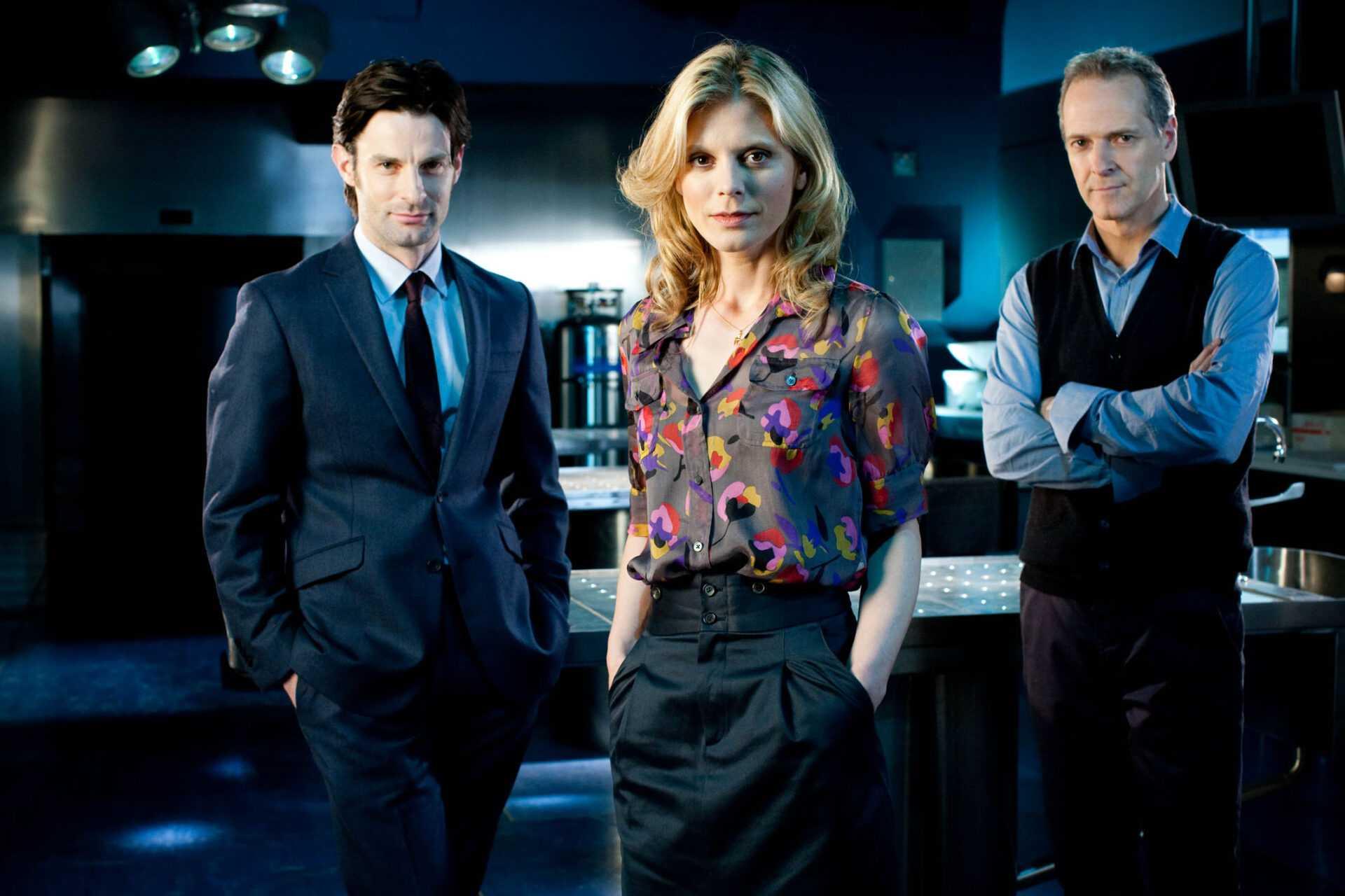 Silent Witness: la decima stagione in prima tv su Giallo | Digitale terrestre: Dtti.it