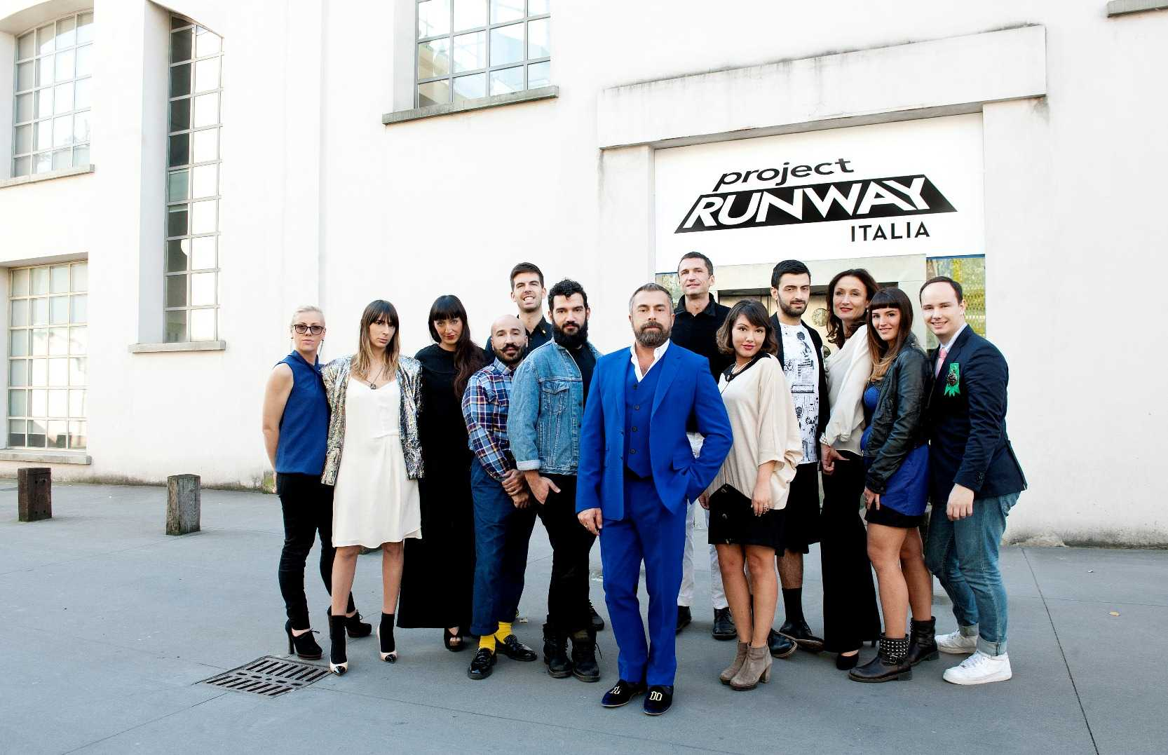 Project Runway Italia: dal 26 Febbraio su FoxLife | Digitale terrestre: Dtti.it