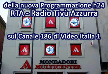 Conferenza stampa presentazione RTA – Radio Tivù Azzurra
