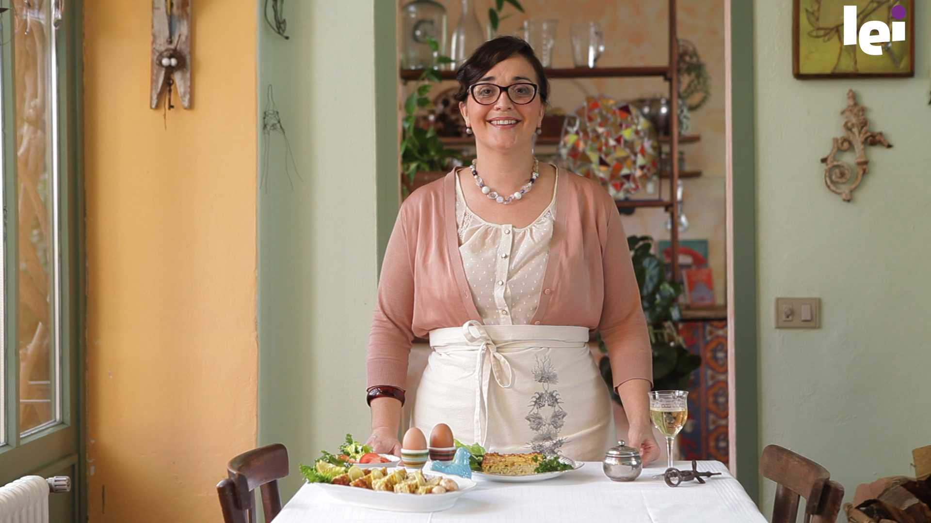 "Massaie Moderne"" la prima Web Cooking Series di LeiTv | Digitale terrestre: Dtti.it"