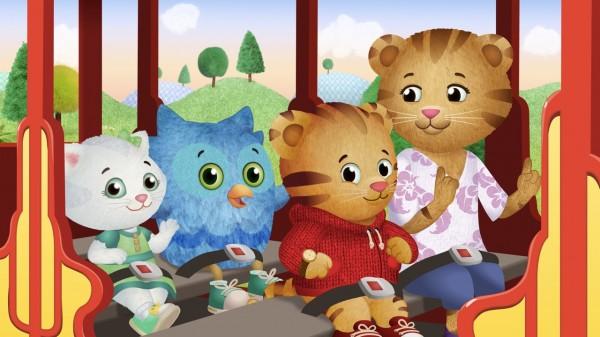 Daniel Tiger insegna ai bambini come comportarsi nelle diverse occasioni su Nick Jr