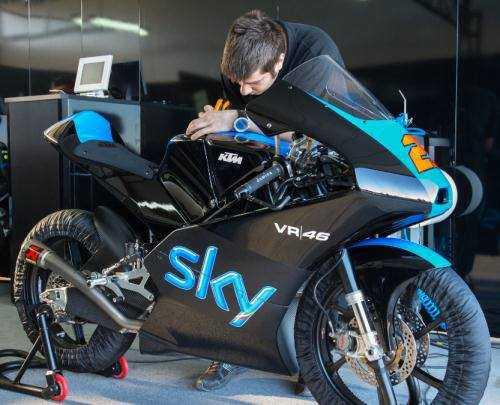 Tutto il Motomondiale su Sky, il calendario 2014 dei Moto GP | Digitale terrestre: Dtti.it