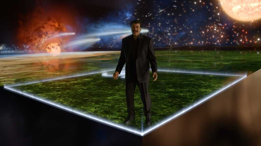 "Su National Geographic arriva: ""Cosmos: odissea nello spazio"" 