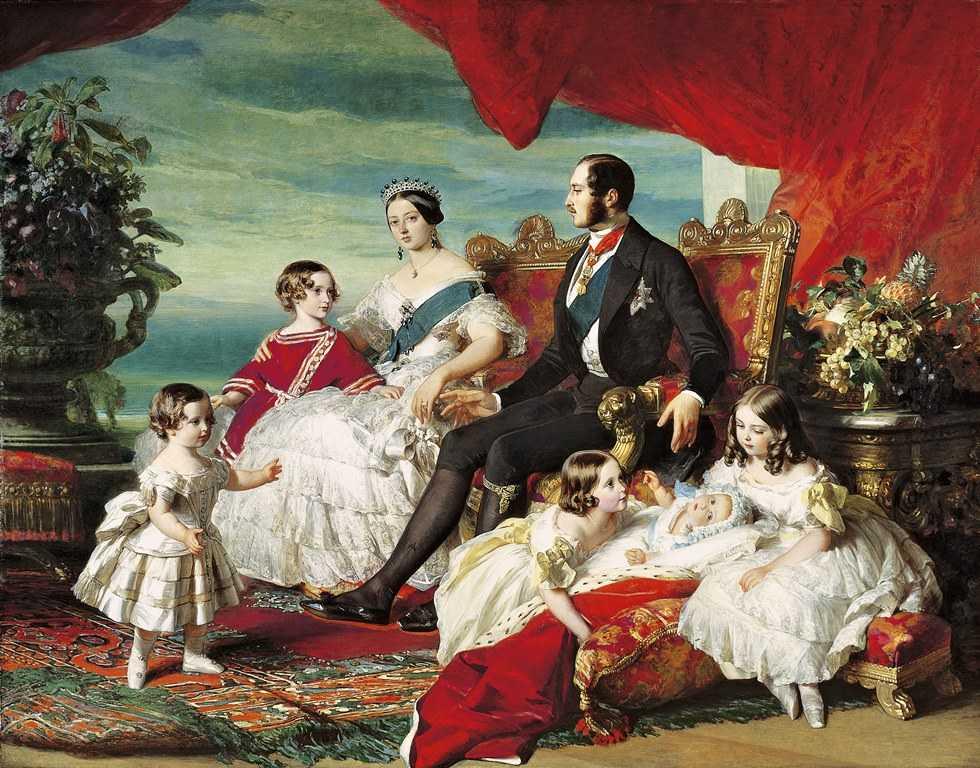 I figli della Regina Vittoria, dal 18 Aprile su BBC Knowledge   Digitale terrestre: Dtti.it