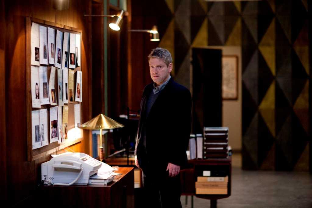 Kenneth Branagh in prima assoluta con la terza stagione de L'Ispettore Wallander su laeffe | Digitale terrestre: Dtti.it