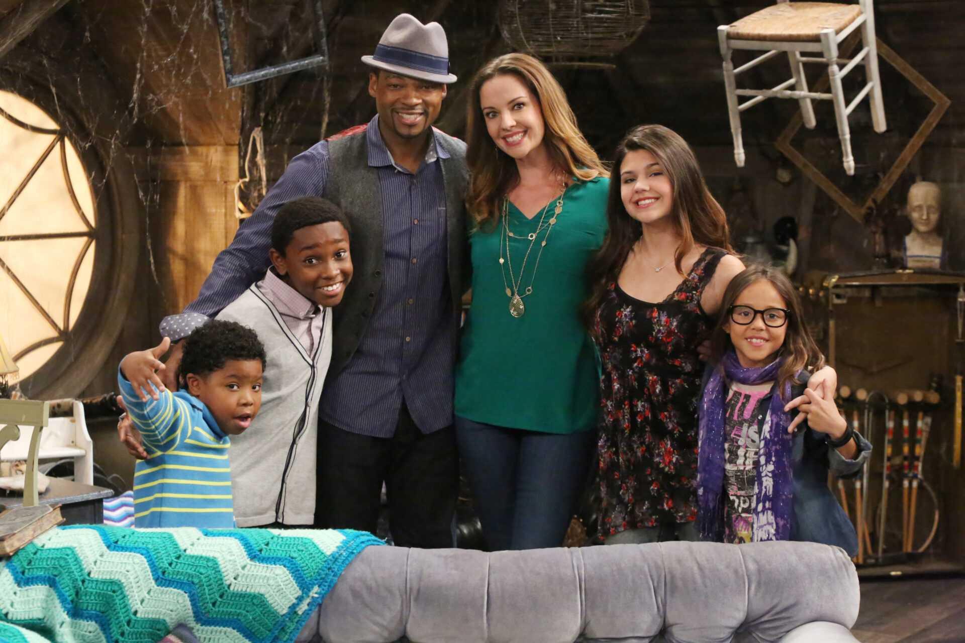 I nuovi episodi di Casa Hathaway dal 10 Marzo su Nickelodeon   Digitale terrestre: Dtti.it