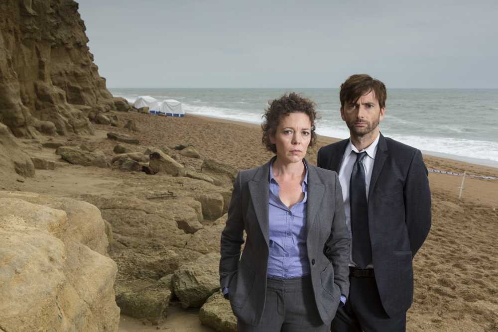 "Dal 28 Aprile su Giallo arriva in prima tv assoluta ""Broadchurch"" 