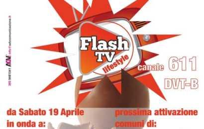 Flash TV Lifestyle, nuovo canale sul digitale terrestre in Sicilia