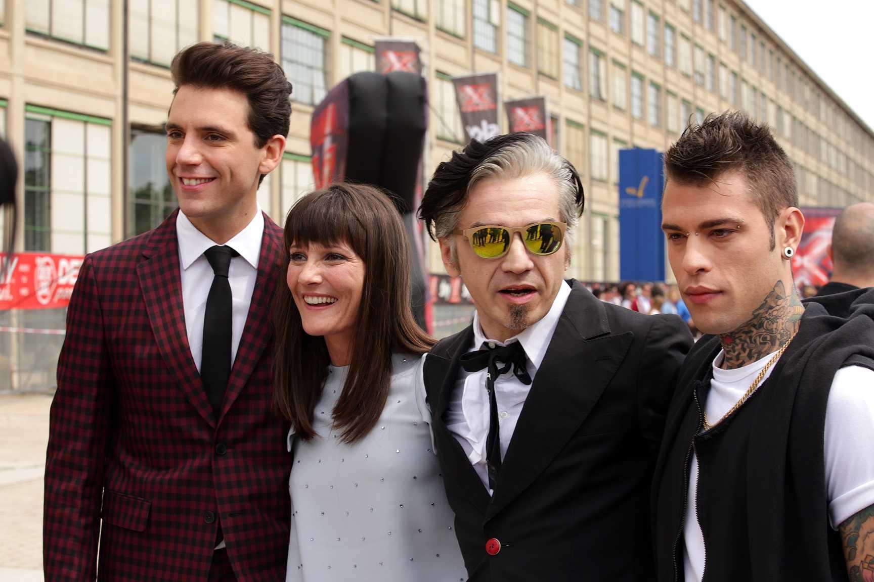 X Factor 2014: i giudici sono Mika, Morgan, Fedez e Victoria Cabello | Digitale terrestre: Dtti.it