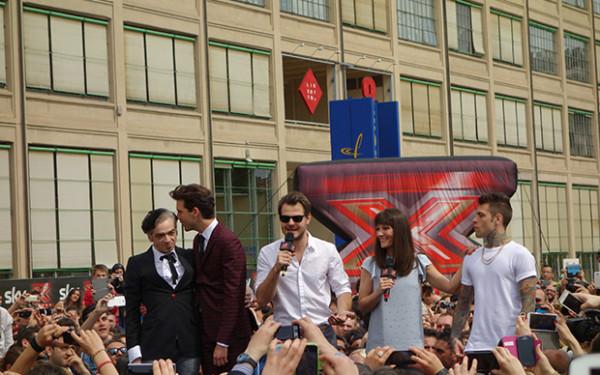 X Factor 2014: i giudici sono Mika, Morgan, Fedez e Victoria Cabello