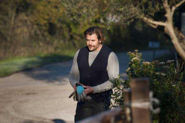 Giardini da incubo, l'ex pilone Lo Cicero su Sky Uno nell'inedita veste di Master of Gardens