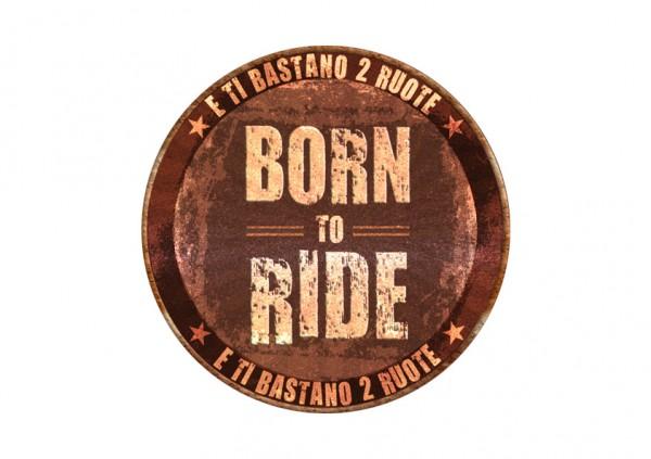 Logo Def Born to ride