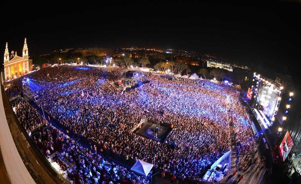 Isle of MTV 2014 ha acceso Malta, speciale il 1 Agosto su MTV Music   Digitale terrestre: Dtti.it