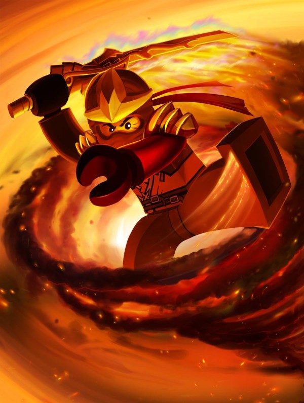 Su Cartoon Network arriva Ninjago con i nuovi episodi