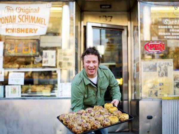 Lo chef Jamie Oliver in giro per l'America su laeffe da lunedì 9 giugno