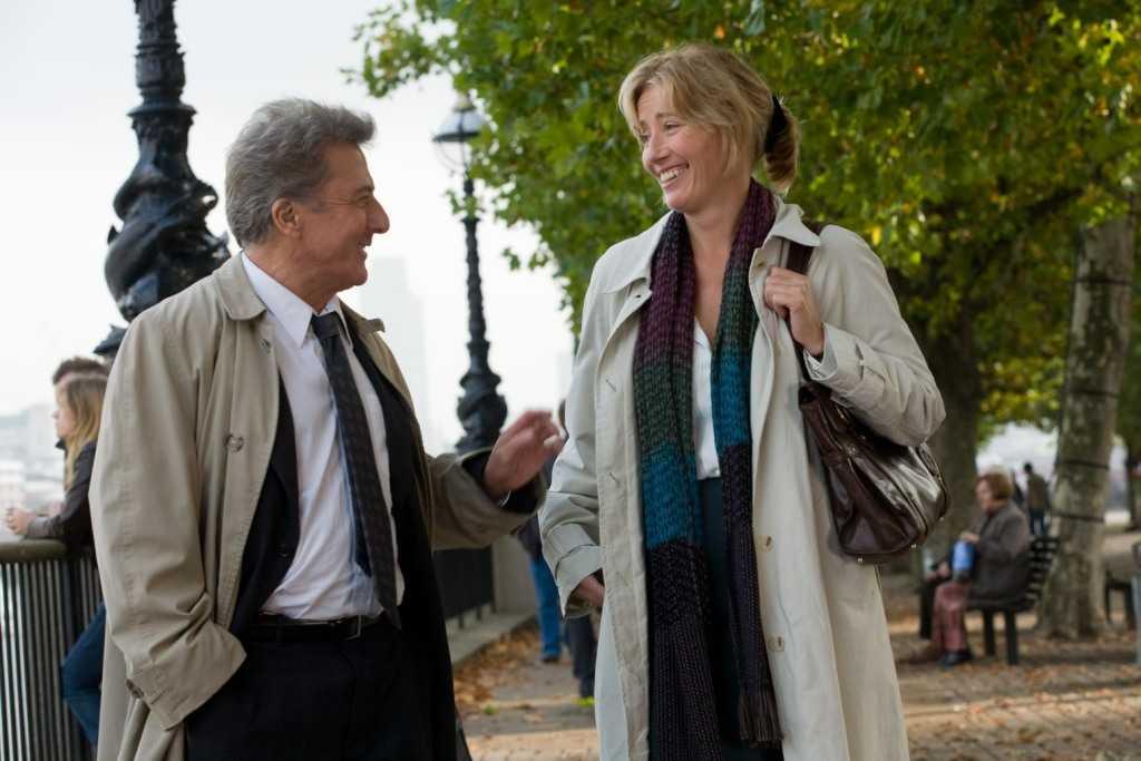 Dustin Hoffman e Emma Thompson aprono il laeffeFilmFestival con Oggi è già domani | Digitale terrestre: Dtti.it