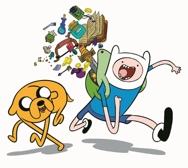 Adventure Time Main Characters