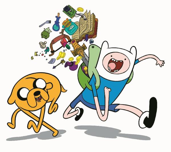 Comic-Con: Cartoon Network annuncia le nuove stagioni di Adventure Time, Regular Show e altri | Digitale terrestre: Dtti.it