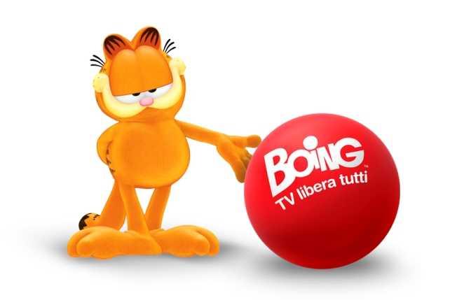 The Garfield Show: i nuovi episodi dal 4 Agosto su Boing   Digitale terrestre: Dtti.it