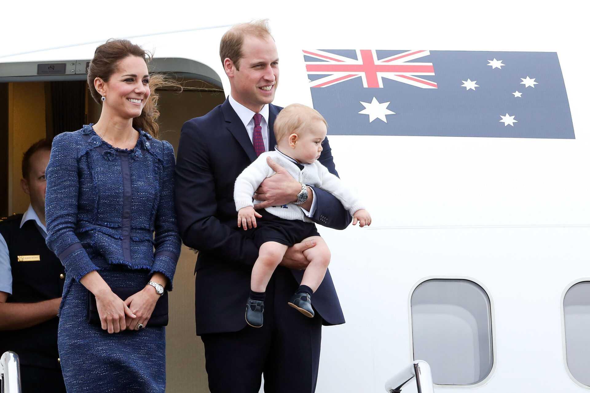 """""""Il Principe George - Un anno dopo"""". Su Sky Uno il documentario sul primogenito di William e Kate   Digitale terrestre: Dtti.it"""