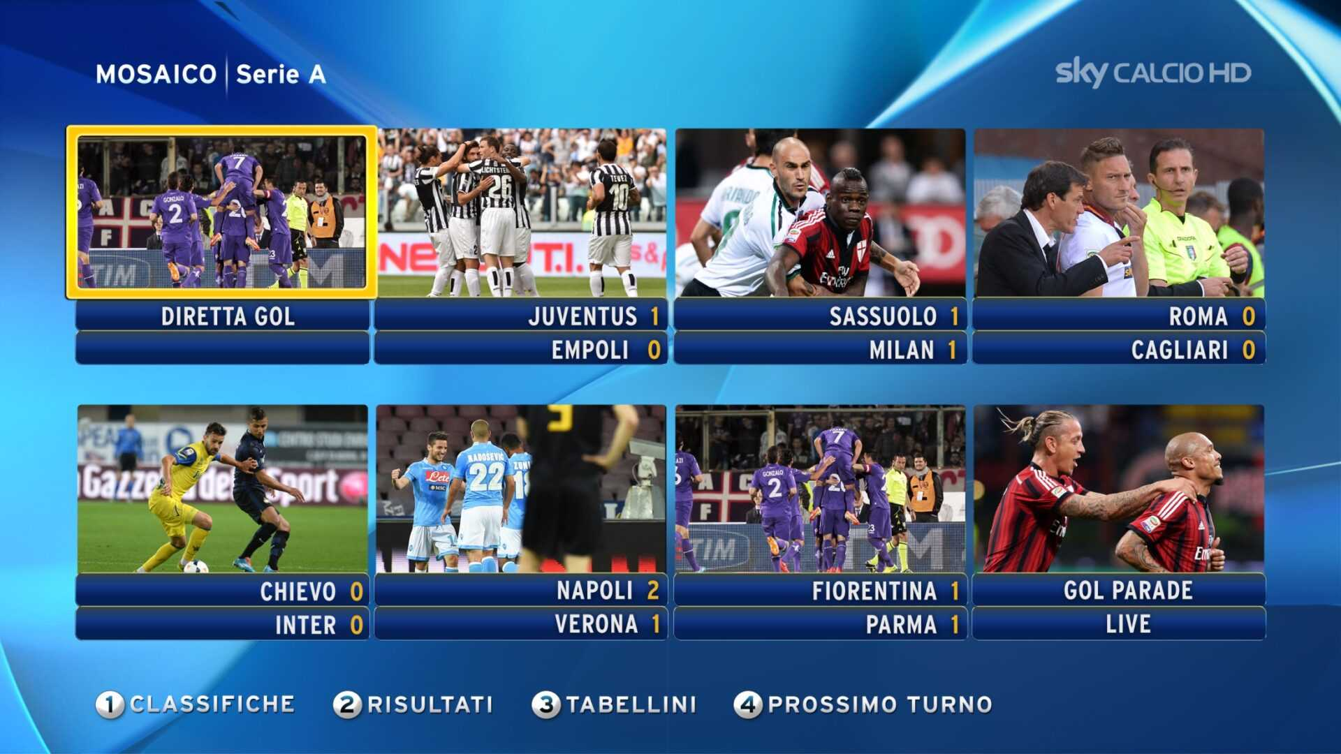 L'offerta calcio di Sky 2014 - 2015 in anteprima | Digitale terrestre: Dtti.it