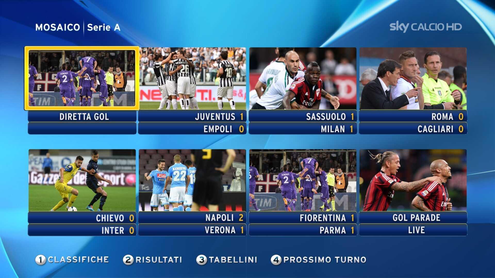L'offerta calcio di Sky 2014 - 2015 in anteprima   Digitale terrestre: Dtti.it