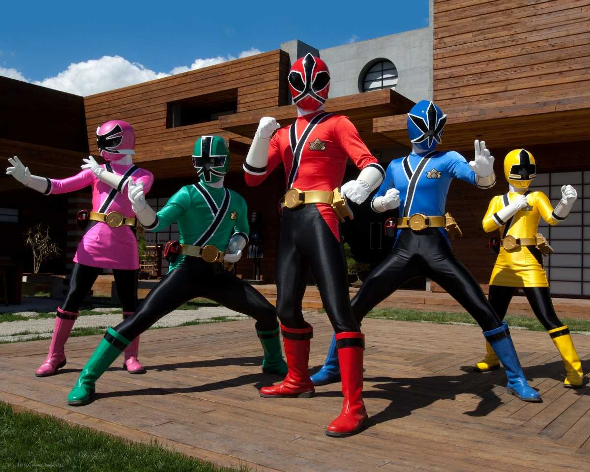 Power Rangers Super Megaforce: in prima tv sul digitale terrestre su Boing | Digitale terrestre: Dtti.it