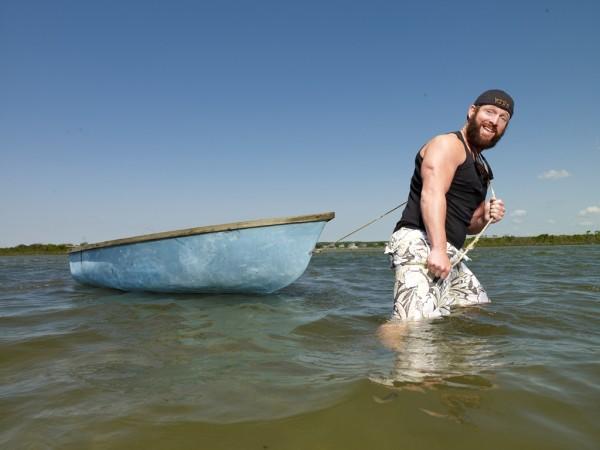 """Le nuove avventure di """"Matto da pescare"""" dal 2 Agosto su DMAX"""