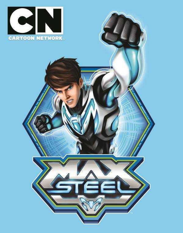 Max Steel 2: i nuovi episodi dal 22 Agosto su Cartoon Network | Digitale terrestre: Dtti.it