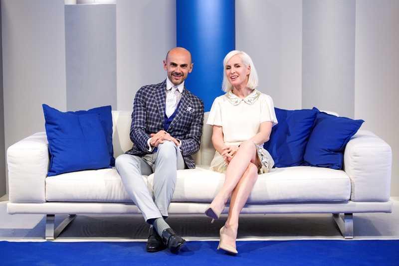 Ma come ti vesti?!, Enzo Miccio e Carla Gozzi tornano su Real Time con la stagione 8   Digitale terrestre: Dtti.it