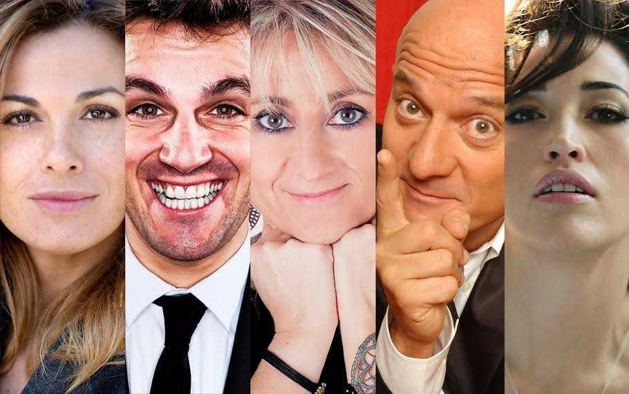 Annunciato il cast di Italia's Got Talent   Digitale terrestre: Dtti.it