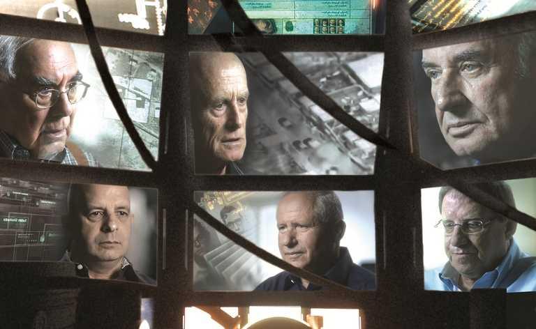 laeffe presenta il documentario The Gatekeepers - I guardiani di Israele | Digitale terrestre: Dtti.it