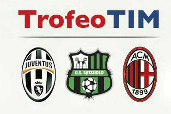Trofeo TIM 2014: diretta TV e streaming | Digitale terrestre: Dtti.it