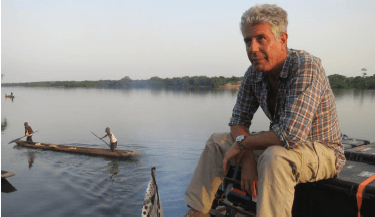 "Lo chef-star Bourdain in prima tv con ""Cucine Segrete"" su laeffe ore 18.50 