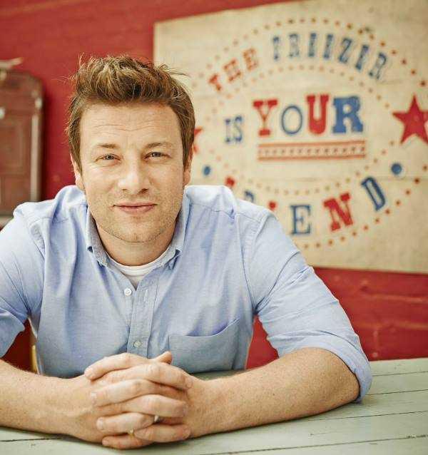 Su laeffe si mangia a 5euro? Certo con Jamie Oliver | Digitale terrestre: Dtti.it