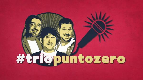 Il Trio Medusa sbarca sul web con #triopuntozero