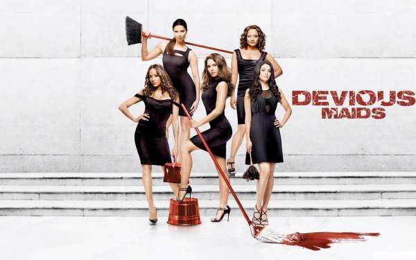"""Al via su Comedy Central: """"Devious Maids-Panni sporchi a Beverly Hills"""""""
