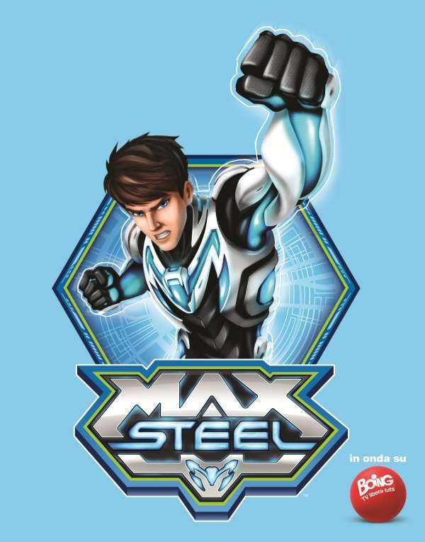 "Boing presenta ""Max Steel 2"": i nuovi episodi in prima tv 