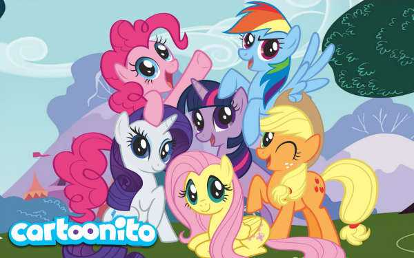 Cartoonito presenta un ciclo di film in esclusiva in compagnia di My Little Pony | Digitale terrestre: Dtti.it
