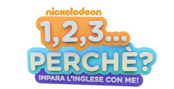 1,2,3… Perché? Impara l'inglese con me! Arriva la quarta nuova stagione del programma che insegna l'inglese ai bambini su NickJr | Digitale terrestre: Dtti.it