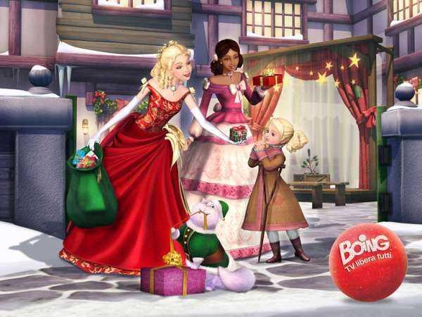 Boing presenta una maratona di tv movie con protagonista Barbie